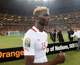 A disappointed BANCE
