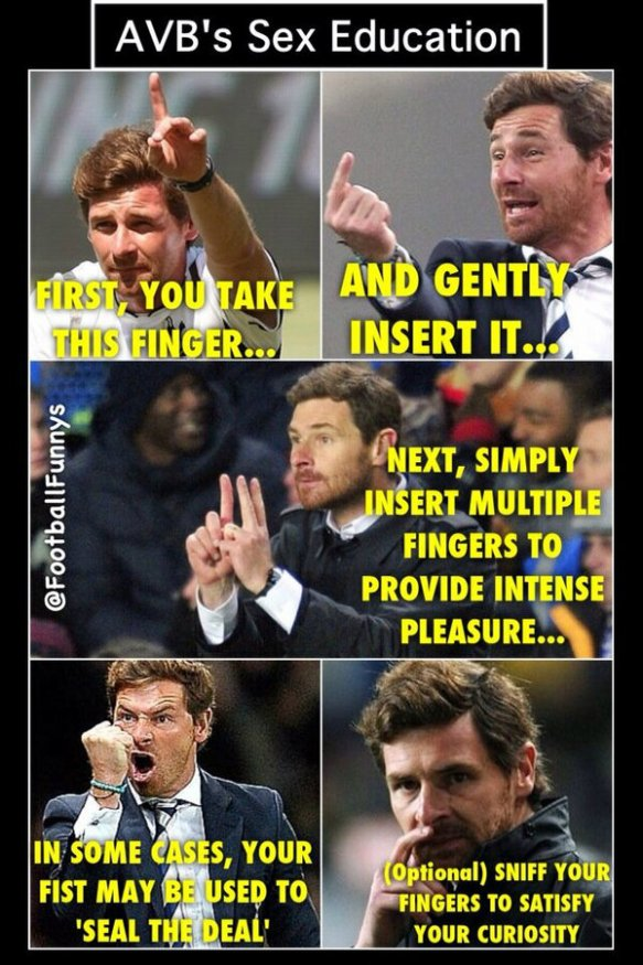 AVB's sex education