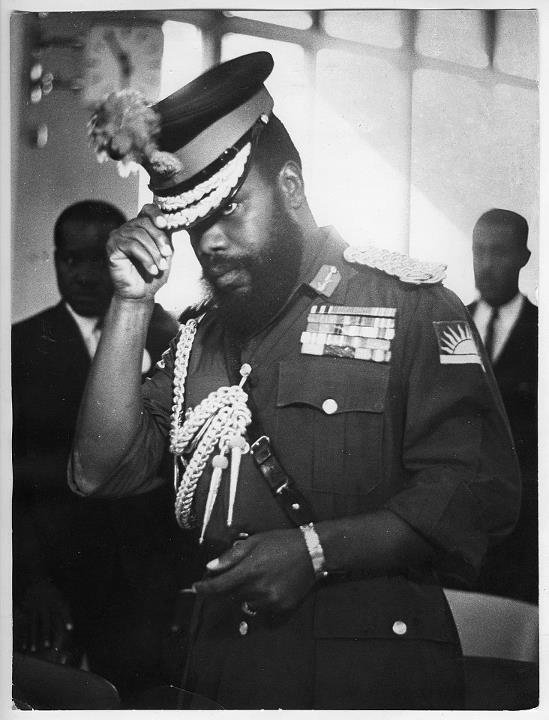 Col. Odumegwu Ojukwu