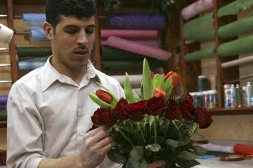 Saudi Arabia's religious police have banned red roses ahead of Valentine's Day